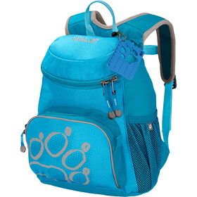Jack Wolfskin Little Joe Rucksack Kinder atoll blue